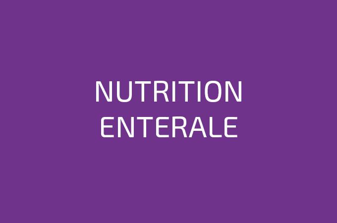 nutrition entérale BFC Médical